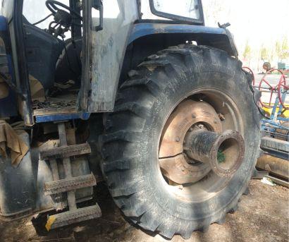 雷沃欧豹FT1254拖拉机