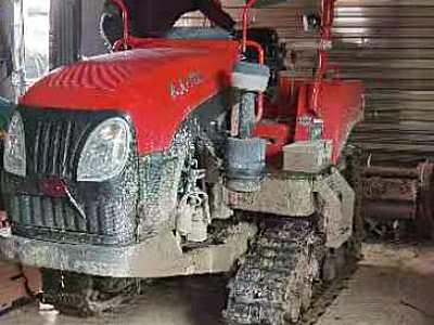 农夫NF-702履带拖拉机