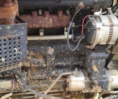 河南千里牛850B轮式拖拉机
