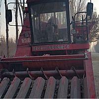 新疆牧神4YZ-4(YZ8300W)玉米聯合收割機