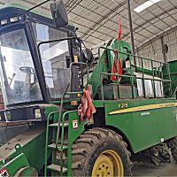 約翰迪爾Y215玉米果穗收割機