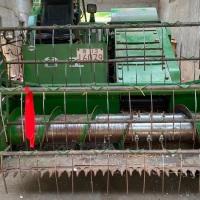 谷王4LZ-4QA全喂入水稻小麦联合收割机