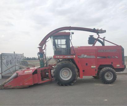 牧神4QZ-3000型青(黄)贮饲料收获机