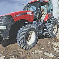 凯斯315拖拉机