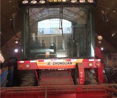中联收获新疆4LZ-7谷物联合收割机