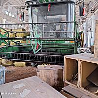 中聯重科TB60小麥收割機