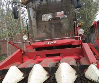 雷沃谷神CC04玉米收获机