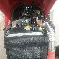 富保田504轮式拖拉机