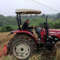 沃得奥龙WD804A轮式拖拉机