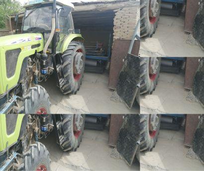 洛阳博马-554拖拉机