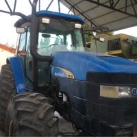 纽荷兰TM140拖拉机