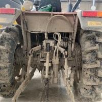 沃得奥龙WD704F轮式拖拉机