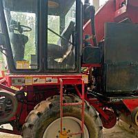 春雨CPS30(4YZP-3X)玉米收获机