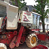 雷沃谷神GE60(4LZ-6E7)型小麥收割機
