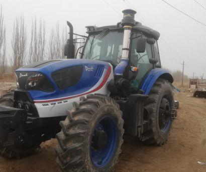 迪瑪馳DMC2404輪式拖拉機
