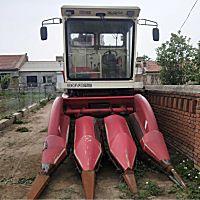 中農博遠4YZB-3自走式玉米收獲機