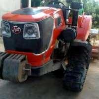 农夫902G方向盘式履带拖拉机