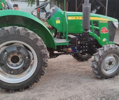 寧迪奔野M704C輪式拖拉機