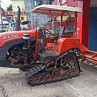 農夫702方向盤式履帶拖拉機