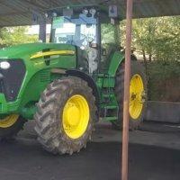 约翰迪尔7M2204拖拉机