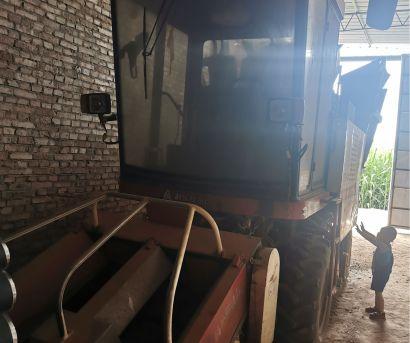 春雨CP S20(4YZP-2C)玉米收獲機