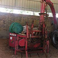 新疆牧神玉米收获机8300专用割台