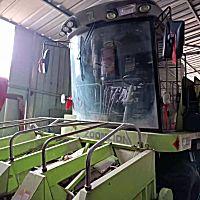 中聯谷王CE40(4YZ-4E1)玉米收割機