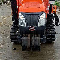 農夫802方向盤式履帶拖拉機