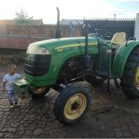 约翰迪尔450拖拉机