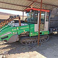 拉法山4yz_3履带玉米收割机