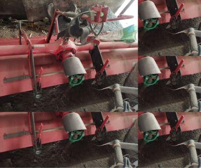奔野BY484-2拖拉機