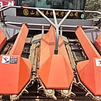 山東國豐4YZQP-4A型玉米收割機