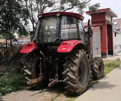 泰山1504拖拉機