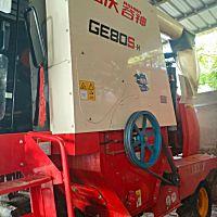 雷沃谷神GE80S-H(4LZ-8E2)輪式谷物聯合收割機