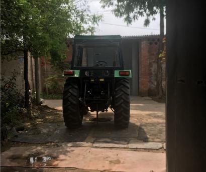 天津天拖鐵牛TN654拖拉機