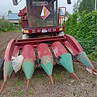 中收4YZ-4(YZ4650W)玉米聯合收割機