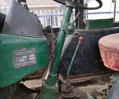 天津天拖铁牛TN654拖拉机