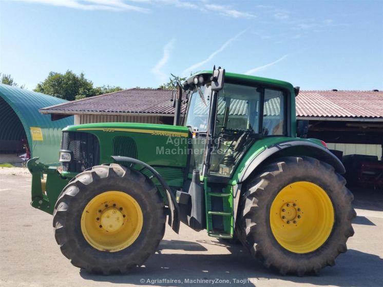 约翰迪尔6920轮式拖拉机