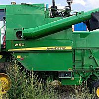 約翰迪爾W80(原1048)聯合收割機