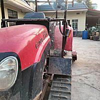 東方紅C702S履帶式拖拉機