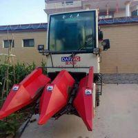 山东金大丰4YZP - 2L履带式玉米收获机