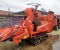 吉林省废铁4YZP-2履带式玉米收割机