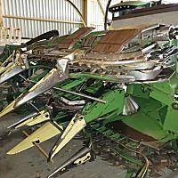 科羅尼BiGX650自走式青貯飼料收獲機