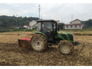 中联重科领跑油菜生产全程机械化