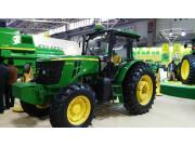 约翰迪尔高端设备风靡全国农机展