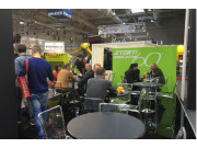 司达特高效智能自走式等八款新技术设备亮相汉诺威国际展会