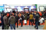 中国一拖盛装亮相2015武汉国际农业机械展览会
