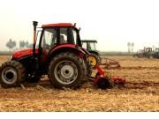 2億畝耕地農機深松整地 農作物耕種收綜合機械化水平將超62%