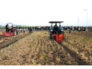 广东农行开展农机租赁业务试点 推动农业现代化
