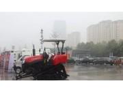 东方红产品亮相第三届洛阳工业(装备)博览会